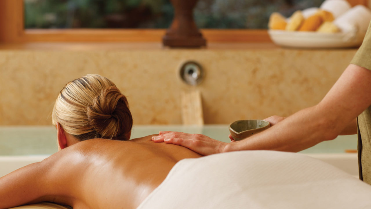 massage therapy park city